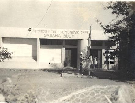 Oficina de Correos y Telecomunicaciones