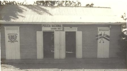 Destacamento de la Policia Nacional