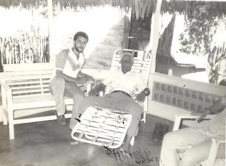 Jose Tejeda Franjul y Carlos Castillo