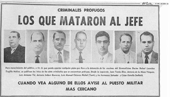 Heroes del 30 de Mayo 1961