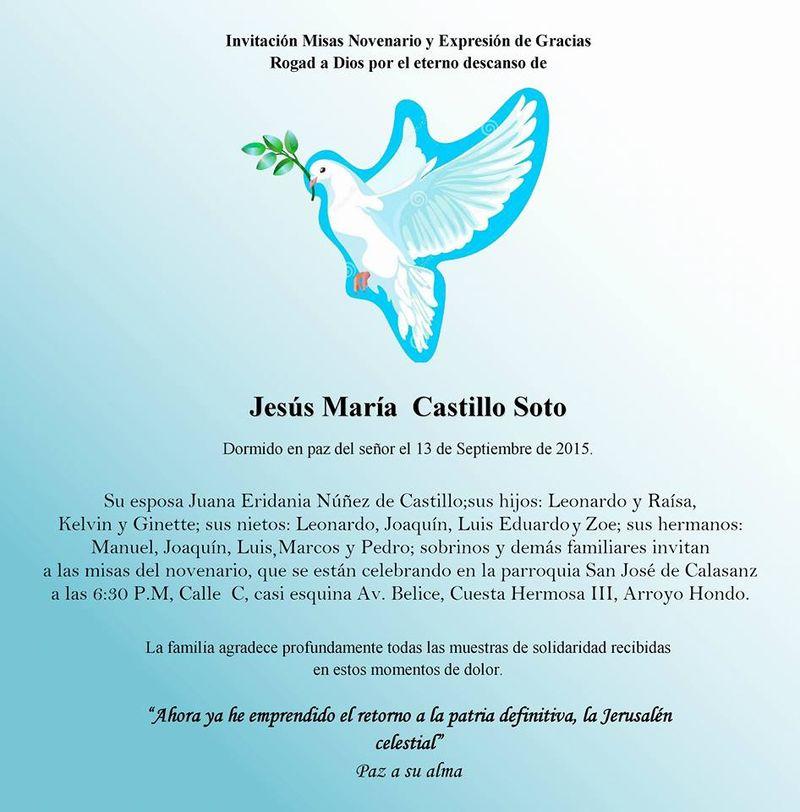 J Castillo